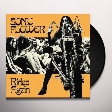 RIDES AGAIN Vinyl Record