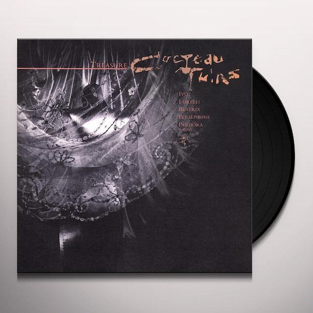 Cocteau Twins TREASURE Vinyl Record
