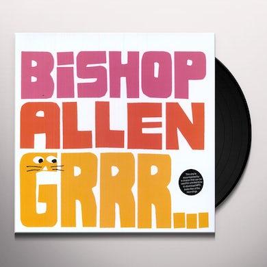 GRRR Vinyl Record