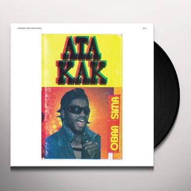 ATA KAK OBAA SIMA Vinyl Record