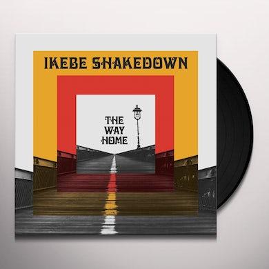 Ikebe Shakedown WAY HOME Vinyl Record