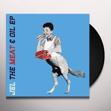 Jel MEAT & OIL EP Vinyl Record