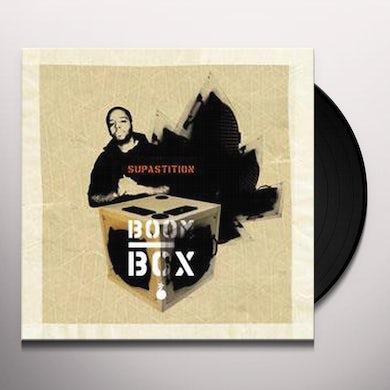 Supastition BOOMBOX Vinyl Record