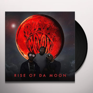 RISE OF DA MOON Vinyl Record