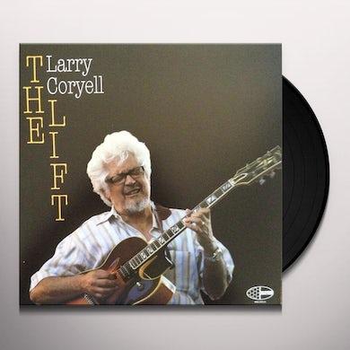 Larry Coryell LIFT Vinyl Record