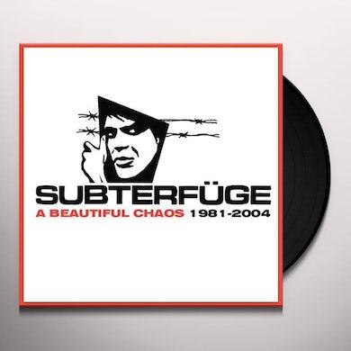 Subterfuge BEAUTIFUL CHAOS: 1981-2004 Vinyl Record