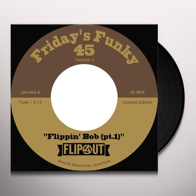 Flipout FLIPPIN' BOB Vinyl Record