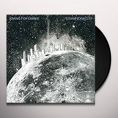 Aiming for Enrike STEAM YOGA CITY Vinyl Record