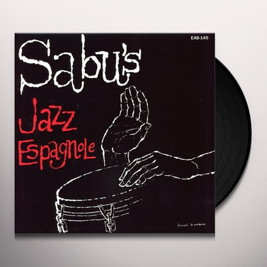 Sabu Martinez SABU'S JAZZ ESPAGNOLE Vinyl Record