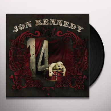 14 Vinyl Record