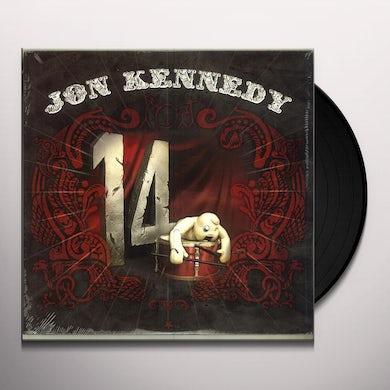 Jon Kennedy 14 Vinyl Record