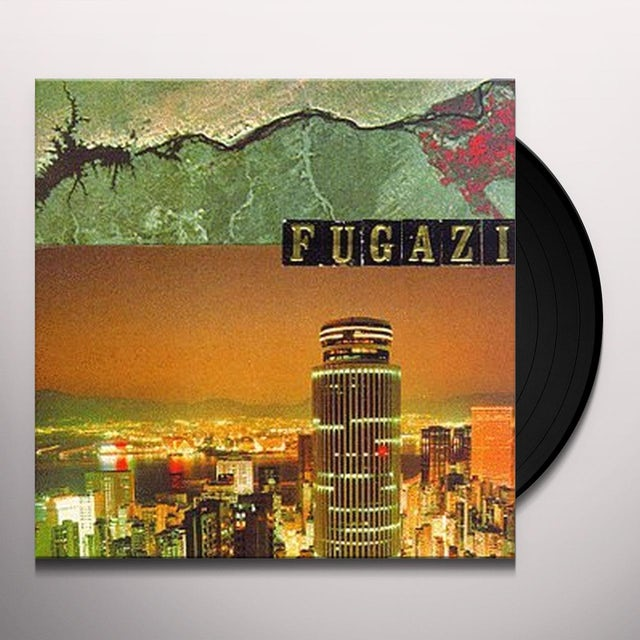 Fugazi END HITS Vinyl Record