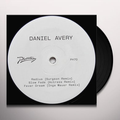 Daniel Avery SLOW FADE REMIX Vinyl Record