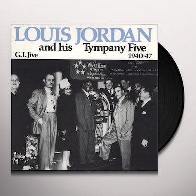 G.I. JIVE 1940-47 Vinyl Record