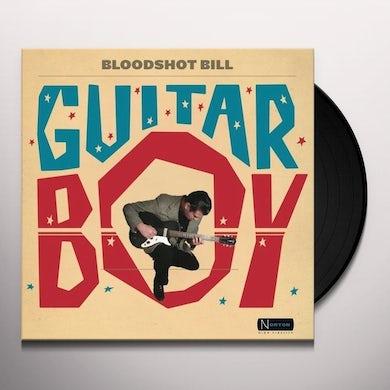 Bloodshot Bill GUITAR BOY Vinyl Record