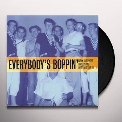 EVERYBODY'S BOPPIN / VARIOUS Vinyl Record