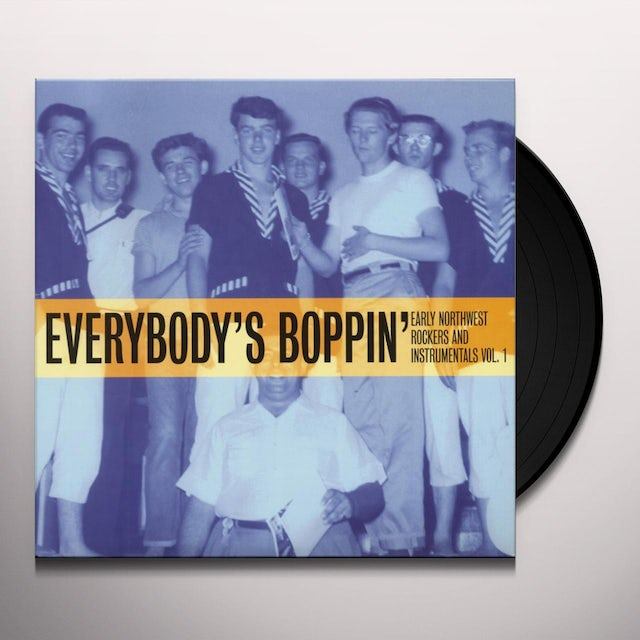 Everybody'S Boppin / Various