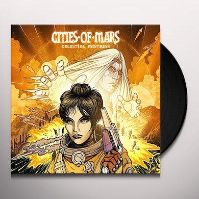 Cities Of Mars CELESTIAL MISTRESS Vinyl Record