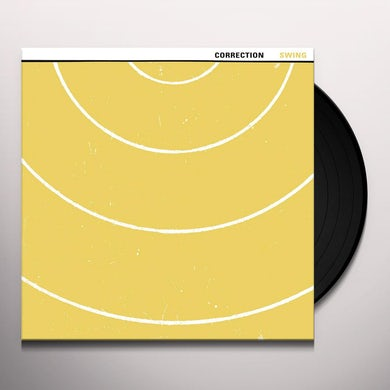 Correction SWING Vinyl Record