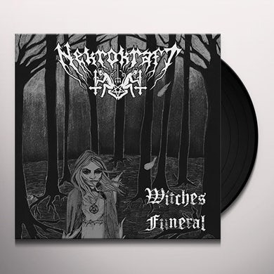 NEKROKRAFT WITCHES FUNERAL Vinyl Record