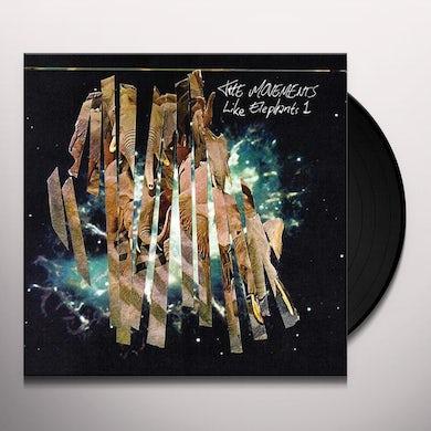 The Movements LIKE ELEPHANTS 1 Vinyl Record