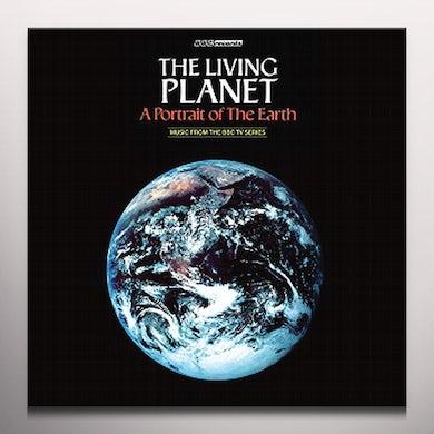 LIVING PLANET / Original Soundtrack Vinyl Record