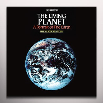 Elizabeth Parker LIVING PLANET / Original Soundtrack Vinyl Record