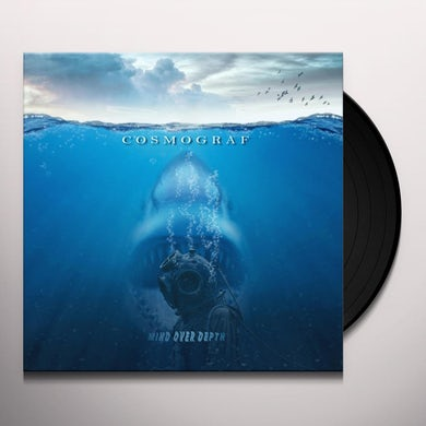 Cosmograf MIND OVER DEPTH Vinyl Record