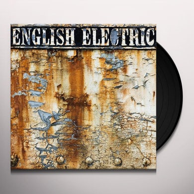 ENGLISH ELECTRIC PART 1 Vinyl Record