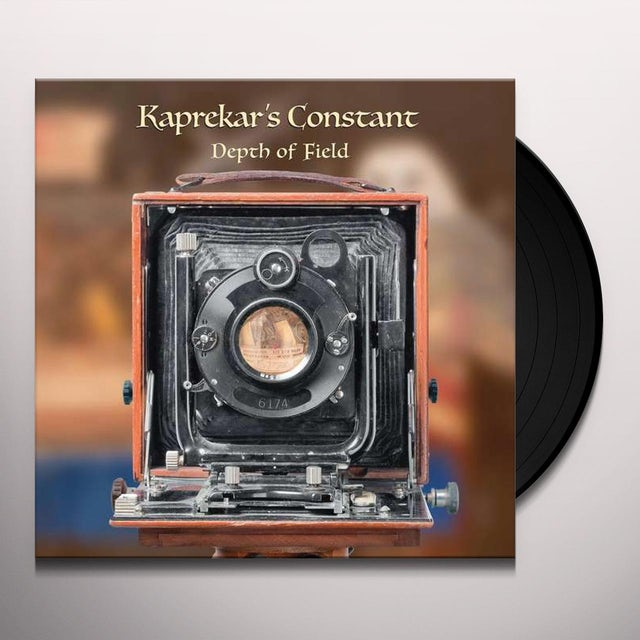 Kaprekar'S Constant