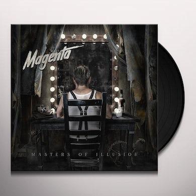 Magenta MASTERS OF ILLUSION Vinyl Record