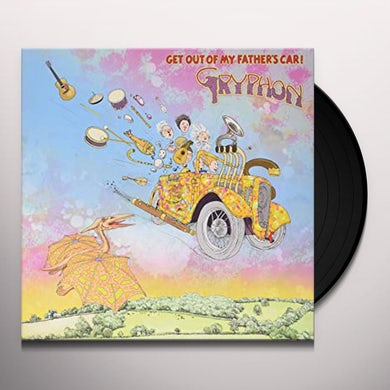 GET OUT OF MY FATHERS CAR Vinyl Record