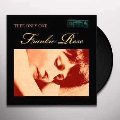 Frankie Rose THEE ONLY ONE Vinyl Record