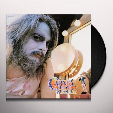 Leon Russell CARNEY Vinyl Record