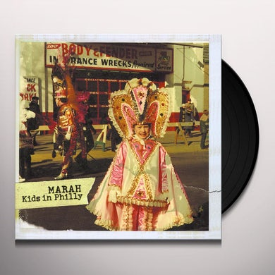 Marah KIDS IN PHILLY Vinyl Record