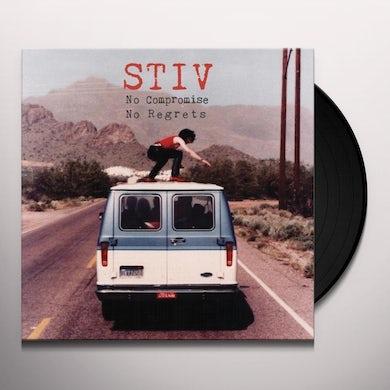 Stiv Bators STIV: NO COMPROMISE NO REGRETS Vinyl Record