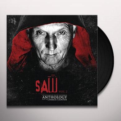 Charlie Clouser SAW ANTHOLOGY 2 - Original Soundtrack Vinyl Record