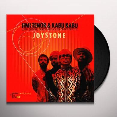 Jimi Tenor/Tony Allen Joystone Vinyl Record