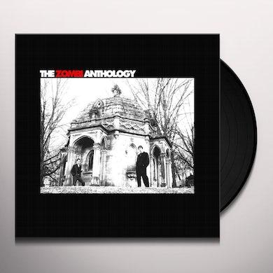 ZOMBI ANTHOLOGY Vinyl Record