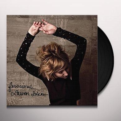 Lauren Lakis FEROCIOUS Vinyl Record