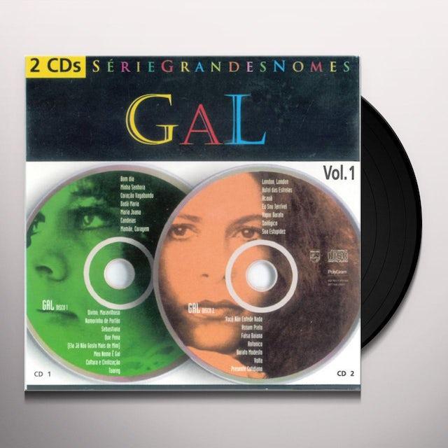 Gal Costa GAL (1969) Vinyl Record