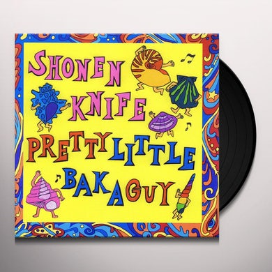 Shonen Knife Pretty Little Baka Guy (LP) Vinyl Record