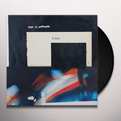 Jan St. Werner FELDER Vinyl Record