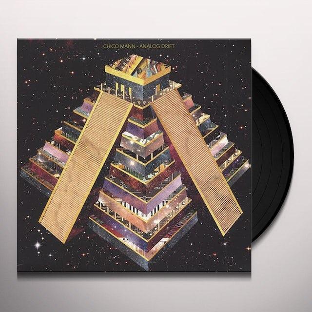 Chico Mann ANALOG DRIFT Vinyl Record