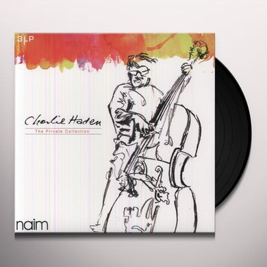 Charlie Haden PRIVATE COLLECTION Vinyl Record