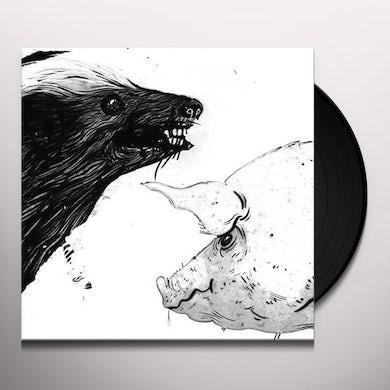 HONEY BADGER / PIG Vinyl Record
