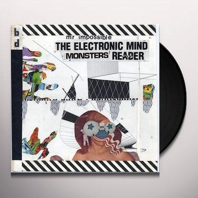 Black Dice MR IMPOSSIBLE Vinyl Record