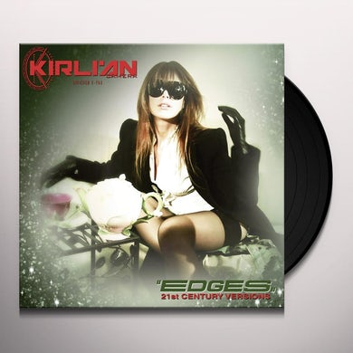 Kirlian Camera EDGES (21ST CENTURY VERSIONS) Vinyl Record