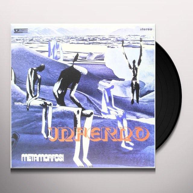 Metamorfosi INFERNO Vinyl Record