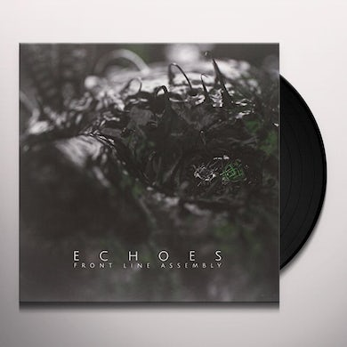 Front Line Assembly ECHOES (Vinyl)